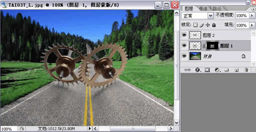 Photoshop对阴影图片扣图的通用方法 - 寒情 - 寒情博客