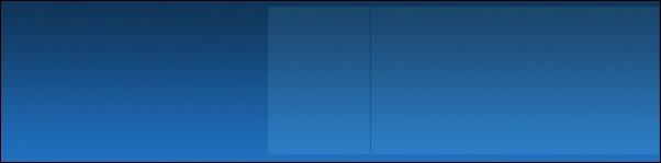 photoshop制作精致的蓝色网页导航条