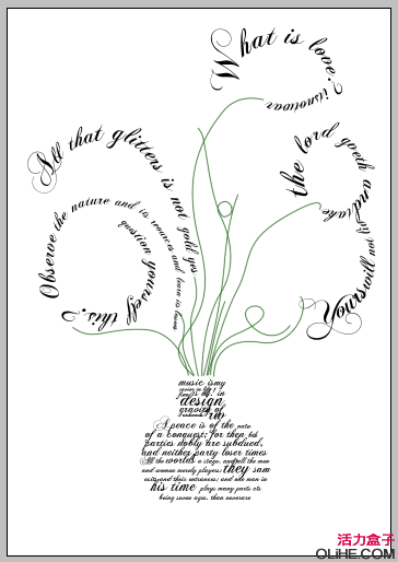 圆形的简笔画图片步骤带文字