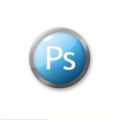 ps绘制极富质感的文字按钮图标的详细教程
