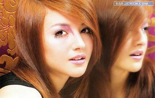 PhotoShop晕倒美女照片的突然鼠绘视频[中国临摹美女教程详细图片