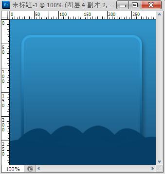 PhotoShop绘制一个可爱的方形猪头图标[中国PhotoShop资源网|PS教程|PSD模板|照片处理|PS素材|背景图片|字体下载|PS笔刷下载]