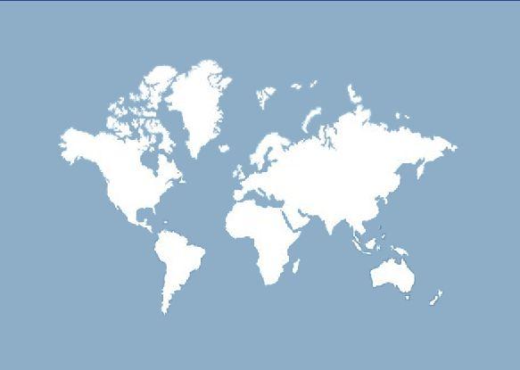 photoshop制作很不错的世界地图壁纸的教程