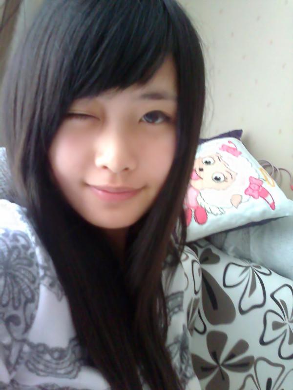 photoshop照片转手绘时头发的简单画法 中国