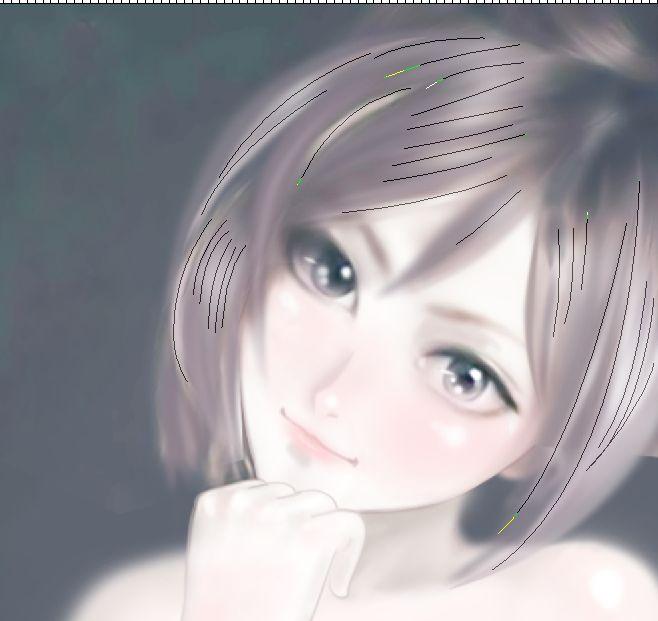 ps把照片转成日式卡通动漫/芭比娃娃效果教程[中国网