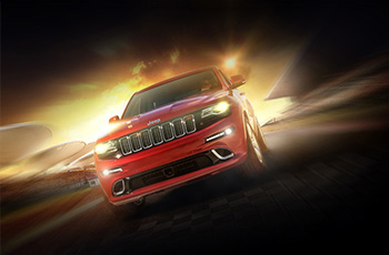 ps后期打造动感炫酷的jeep汽车海报设高清图片
