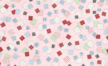 东北花棉袄常用的中国传统风格小碎花布纹素材