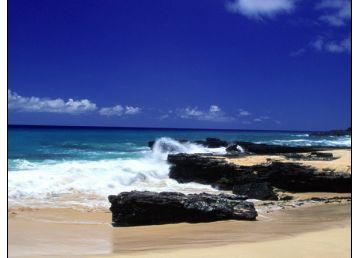海边风景素材图片