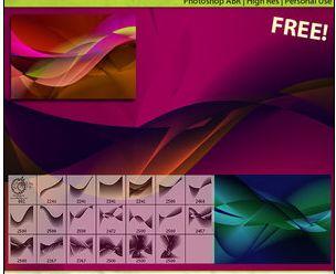 PSD模板,PS笔刷 PS教程 PSD模板 照片处理 PS素材 背景图片