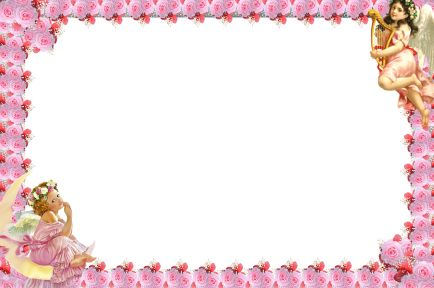 儿童模板.可爱的小天使儿童模板二.psd