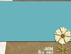 成长全集--psd相册psd素材漫画免费下载[中国资源网美女黄篇素材模板图片