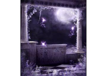 高清梦幻婚纱照背景素材图片8
