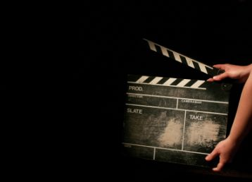 片场电影场记板素材图片下载