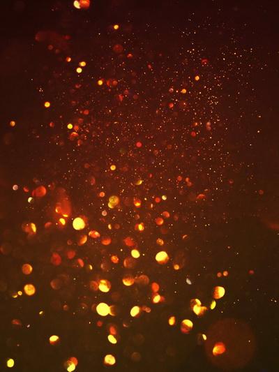 人物光影粒子特效ps教程素材 大图网设计素材下载