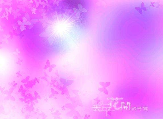 温情花语|2010年最新婚纱相册背景psd素材免费下载7
