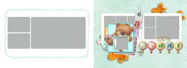 中国photoshop资源网 psd素材 影楼模板 儿童模板 >> 素材信息  精美