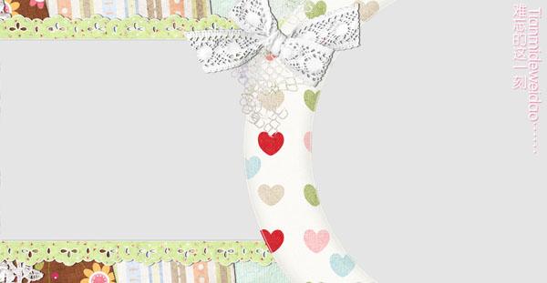 11月更新影楼儿童相册模板公主日记系列儿童相册psd模板免费下载一(共