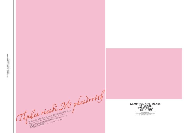 粉红色的爱恋}系列全套(10p)psd素材免费下载一