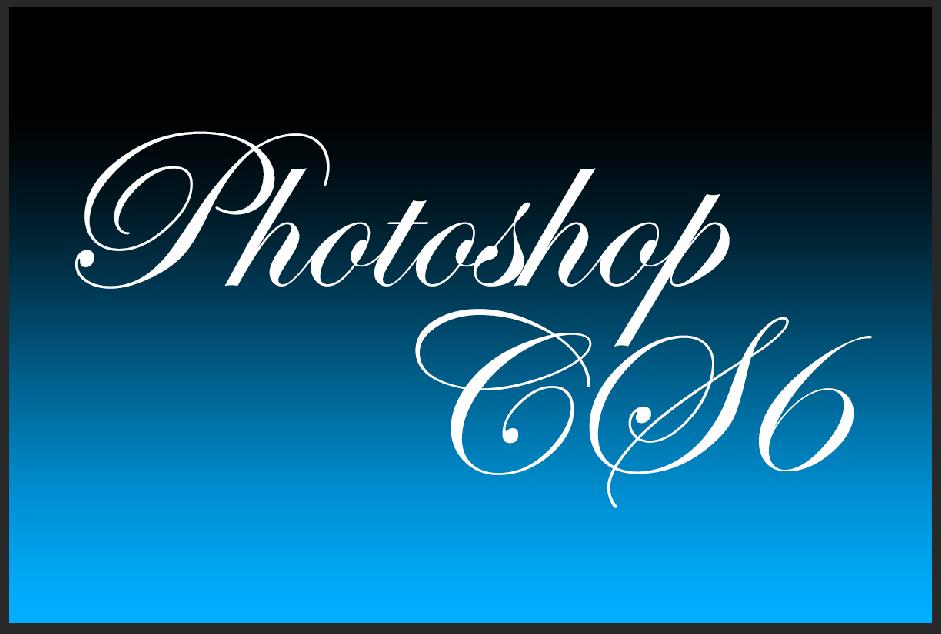 【转载】【ps-u5等教程篇】photoshop 制作梦幻高光流线花体艺术字效