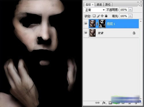 PhotoShop人像后期处理中几种磨皮方法大揭秘教程