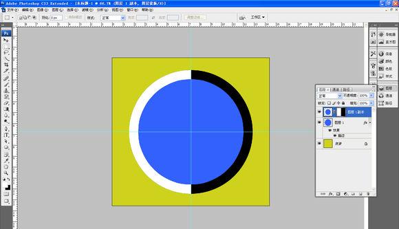 photoshop视觉错觉图形制作教程[中国photoshop资源