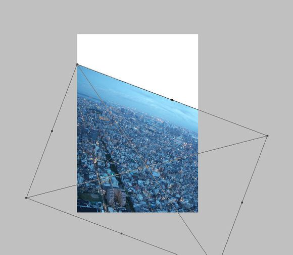 pscc使用飞机城市爆炸素材制作《空战英豪》电影海报
