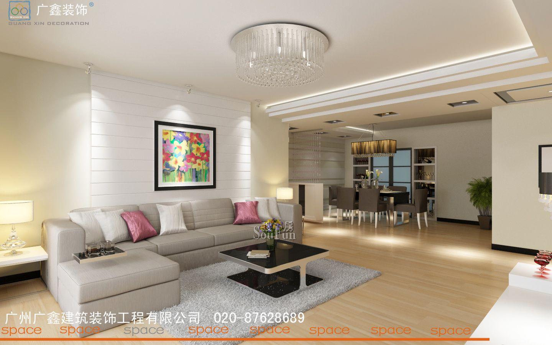 家居生活客厅装修效果图高清素材1(20p)