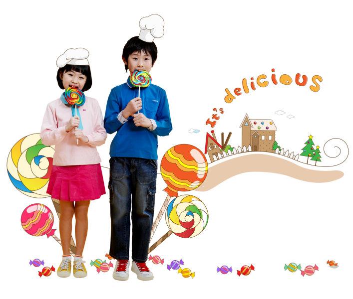 【文件大小:17.90 MB 更新时间: 2011-09-08软件类别:吃棒棒糖的小孩psd模板 软件语言:简体中文】 卡通棒棒糖小房子背景吃棒棒糖的小孩psd模板素材免费下载  卡通棒棒糖小房子背景吃棒棒糖的小孩psd模板素材免费下载, 本系列共246个模板,psd分层格式,全部可以免费下载,值得收藏。 PSD--Photoshop Document(PSD),是著名的Adobe公司的图像处理软件Photoshop的专用格式。这种格式可以存储Photoshop中所有的图层,通道、参考线、注解和颜色模式等
