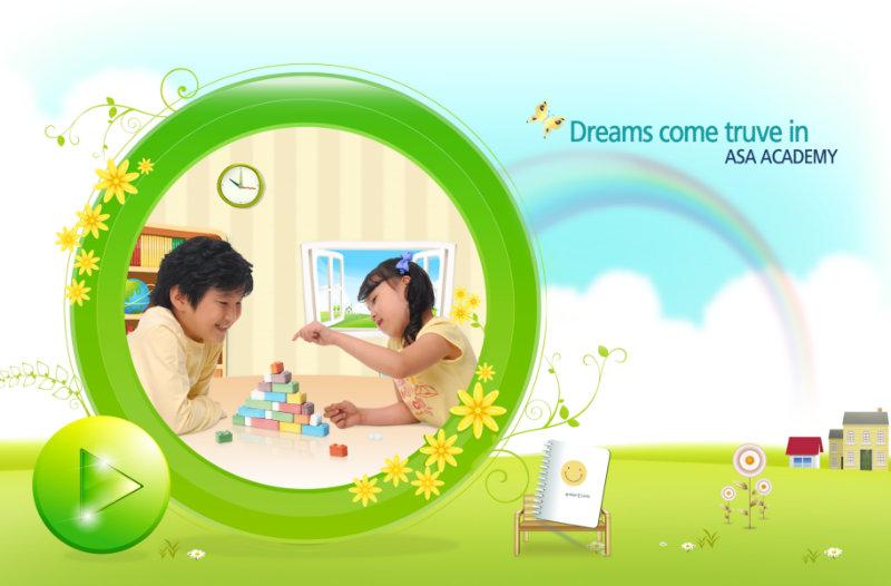 【文件大小:15.92 MB 更新时间: 2011-08-18软件类别:六一儿童节psd模板 软件语言:简体中文】 卡通背景幼儿园里一起玩耍的男孩女孩六一儿童节psd模板 卡通背景幼儿园里一起玩耍的男孩女孩六一儿童节psd模板, 本系列共246个模板,psd分层格式,全部可以免费下载,值得收藏。 PSD--Photoshop Document(PSD),是著名的Adobe公司的图像处理软件Photoshop的专用格式。这种格式可以存储Photoshop中所有的图层,通道、参考线、注解和颜色模式等信息。在保