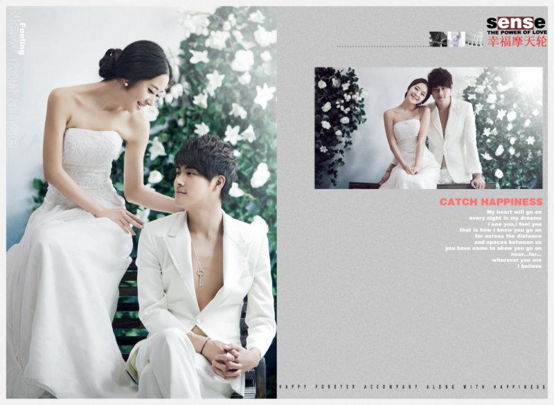 爱情摩天轮|浪漫青春时尚婚纱模板psd素材3 [中国资源