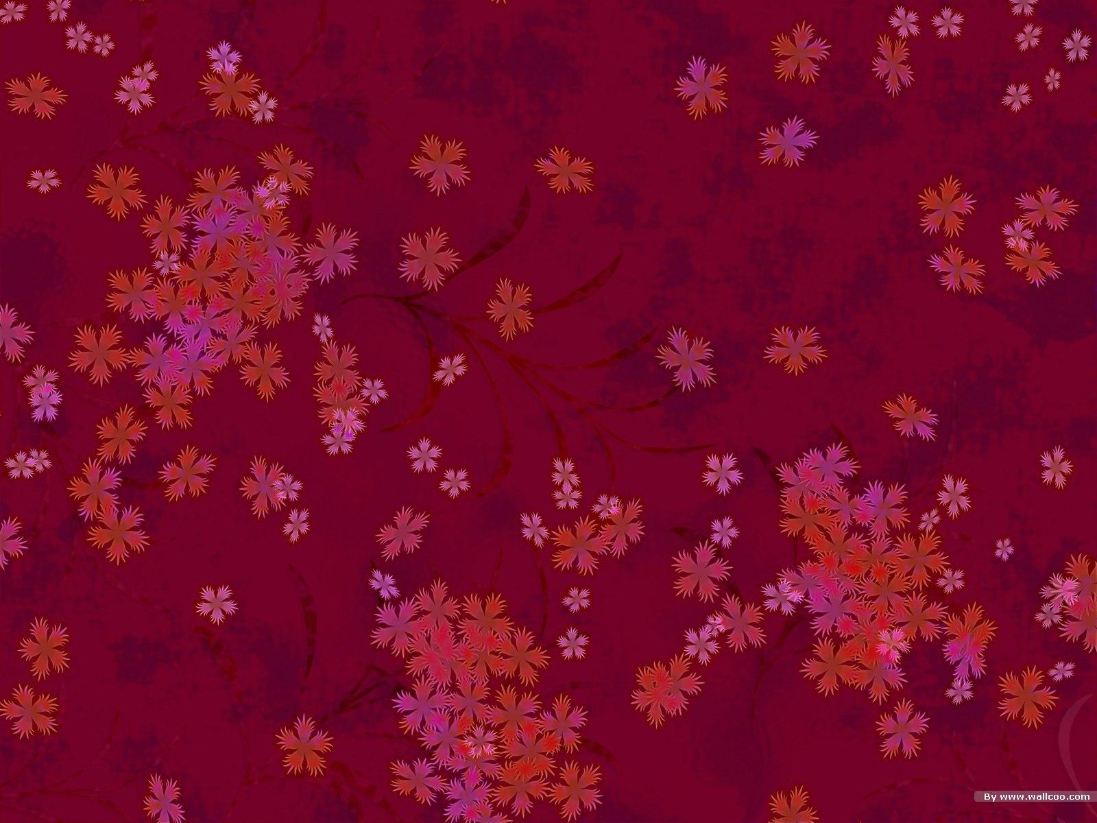 漂亮的樱花花瓣背景图片素材