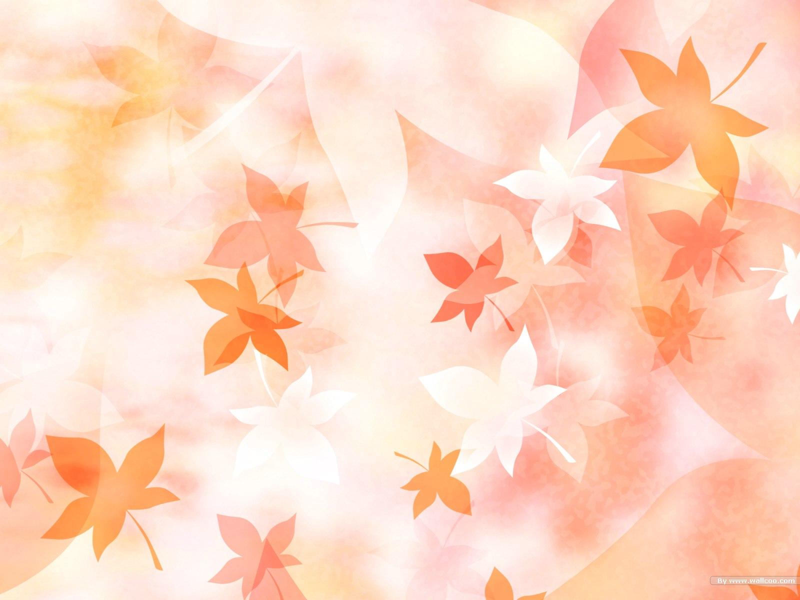 日本樱花蝴蝶扇子背景图片素材