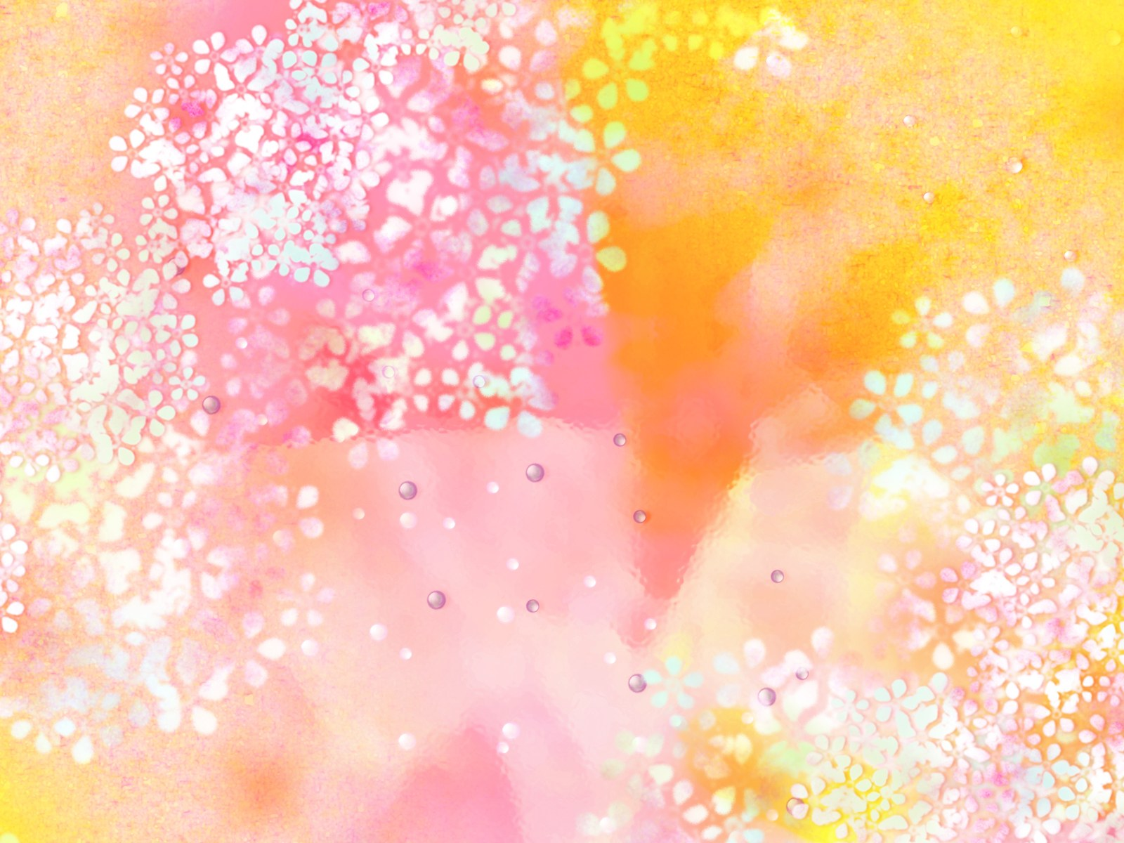 生活版区 动漫山庄 03 [推荐]素材-精美的日本风格碎花背景图片