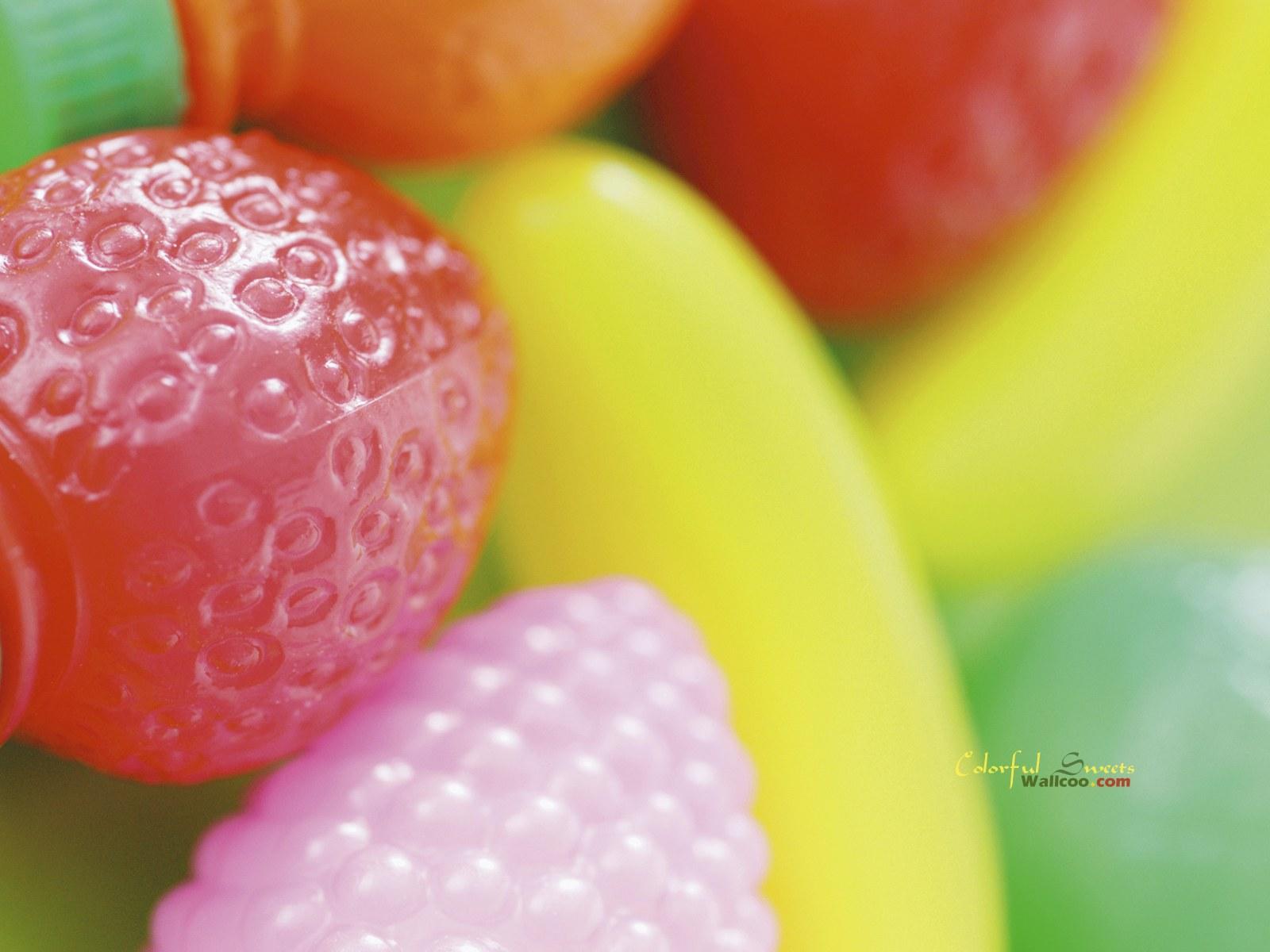 非常可爱的缤纷糖果高清背景图片素材1(25p)