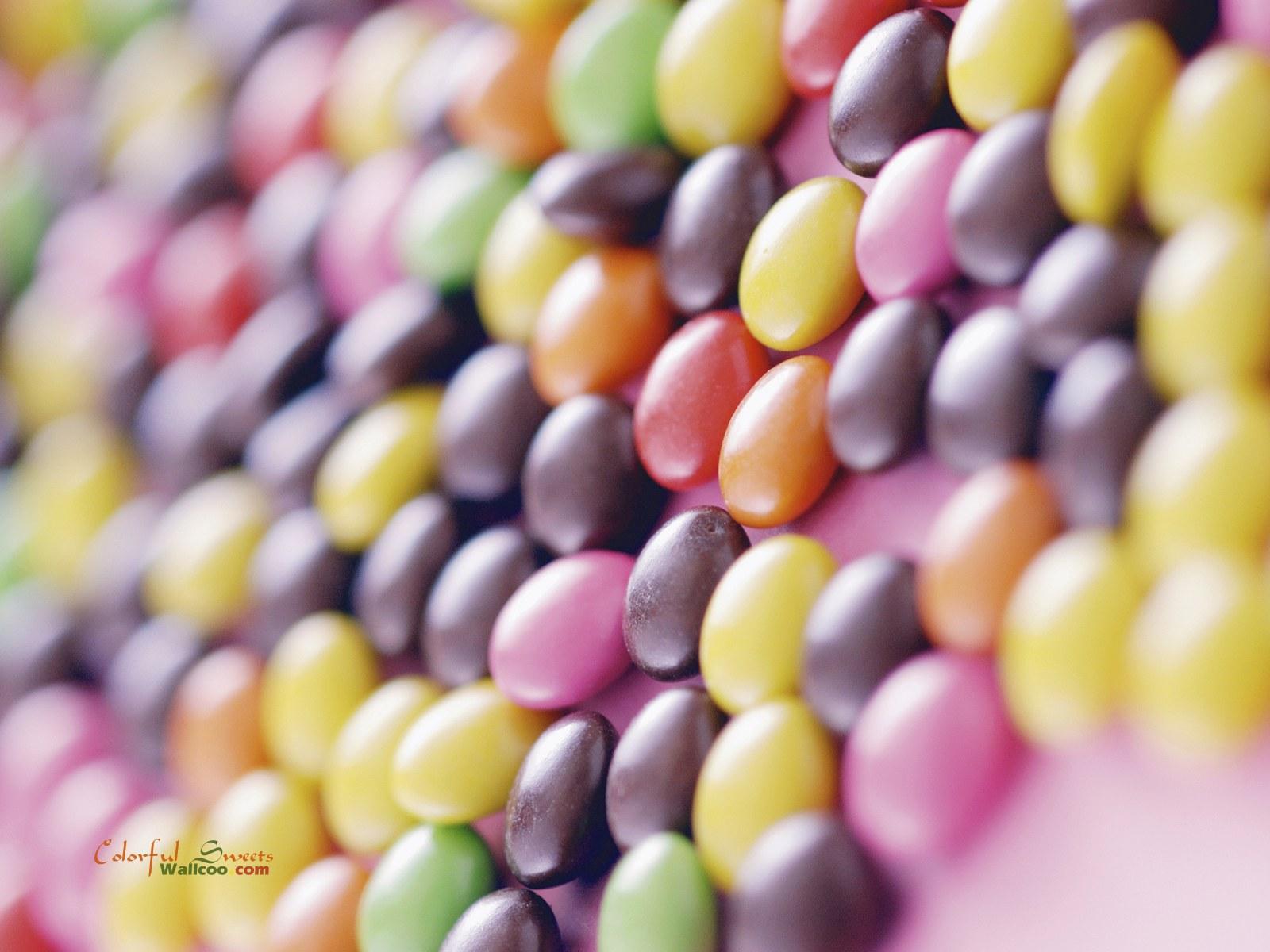非常可爱的缤纷糖果高清背景图片素材2(25p)