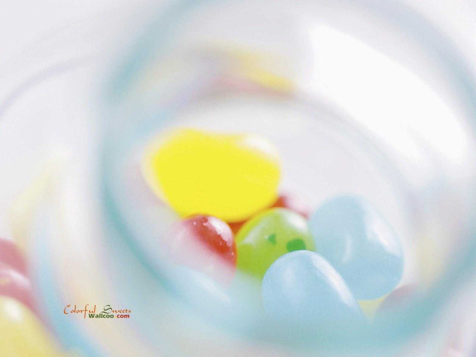 非常可爱的缤纷糖果高清背景图片素材2(25p)[中国