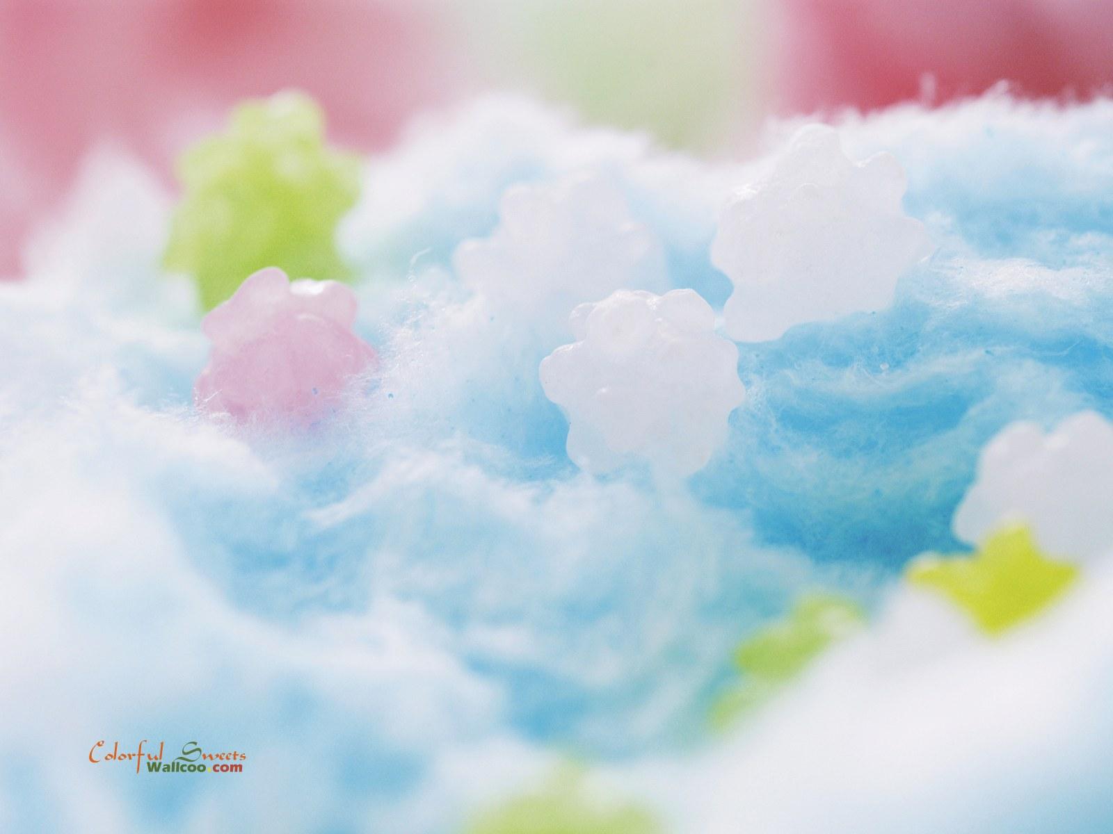 非常可爱的缤纷糖果高清背景图片素材3(25p)