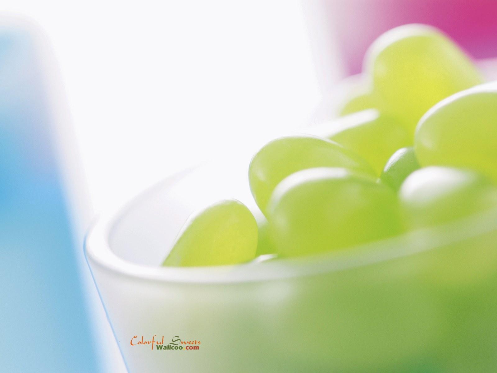 非常可爱的缤纷糖果高清背景图片素材3(25p)[中国