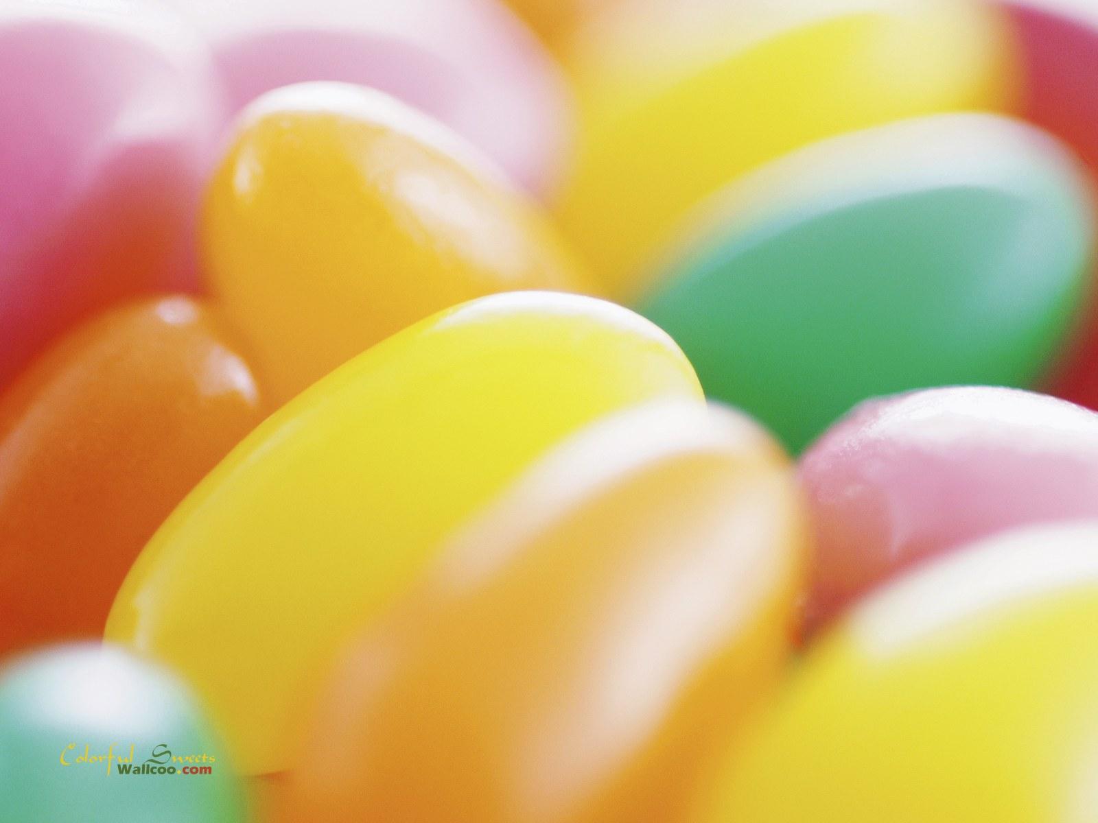 非常可爱的缤纷糖果高清背景图片素材4(25p)[中国