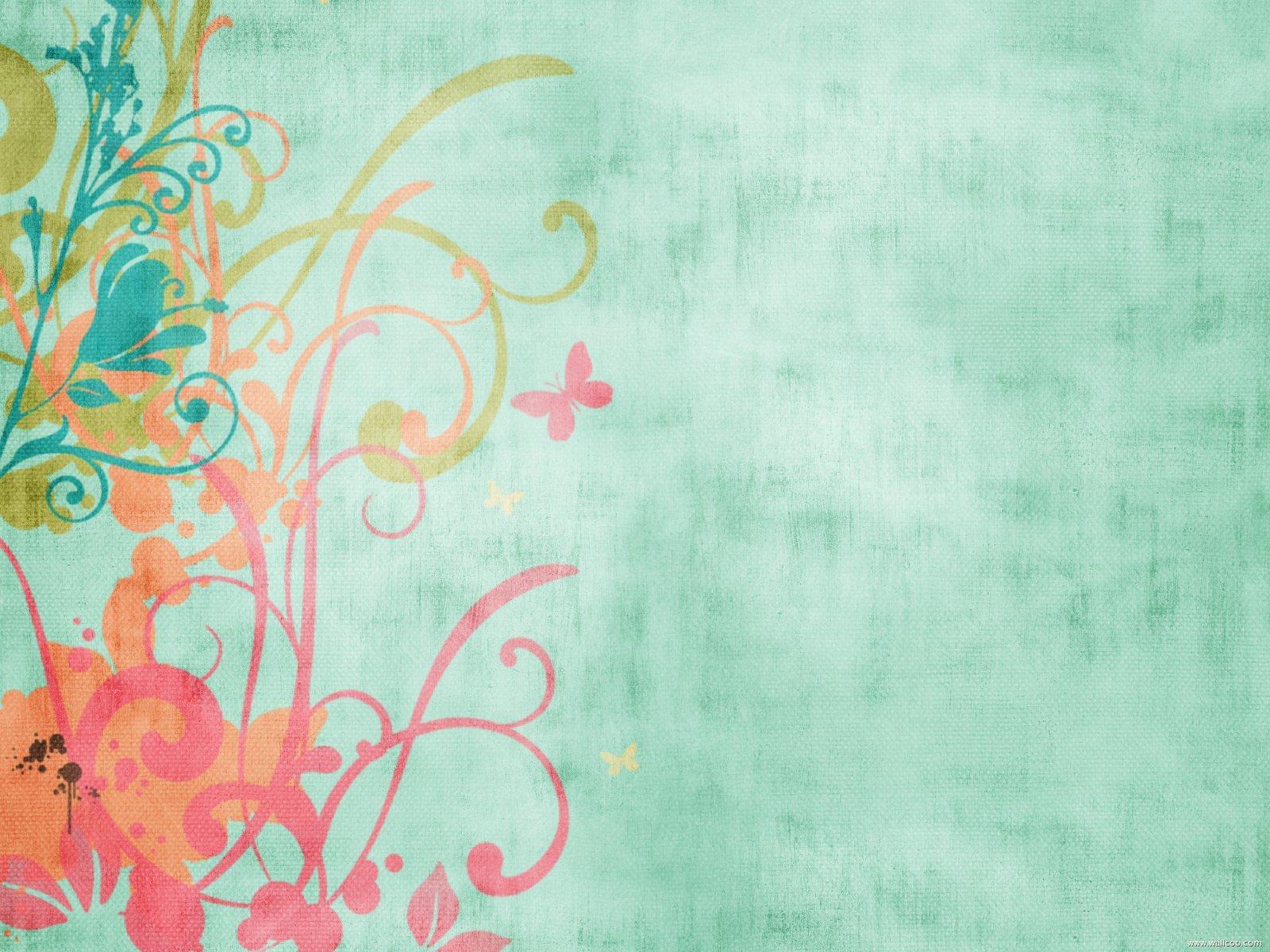 可爱的碎花背景高清图片素材专辑2(16p)
