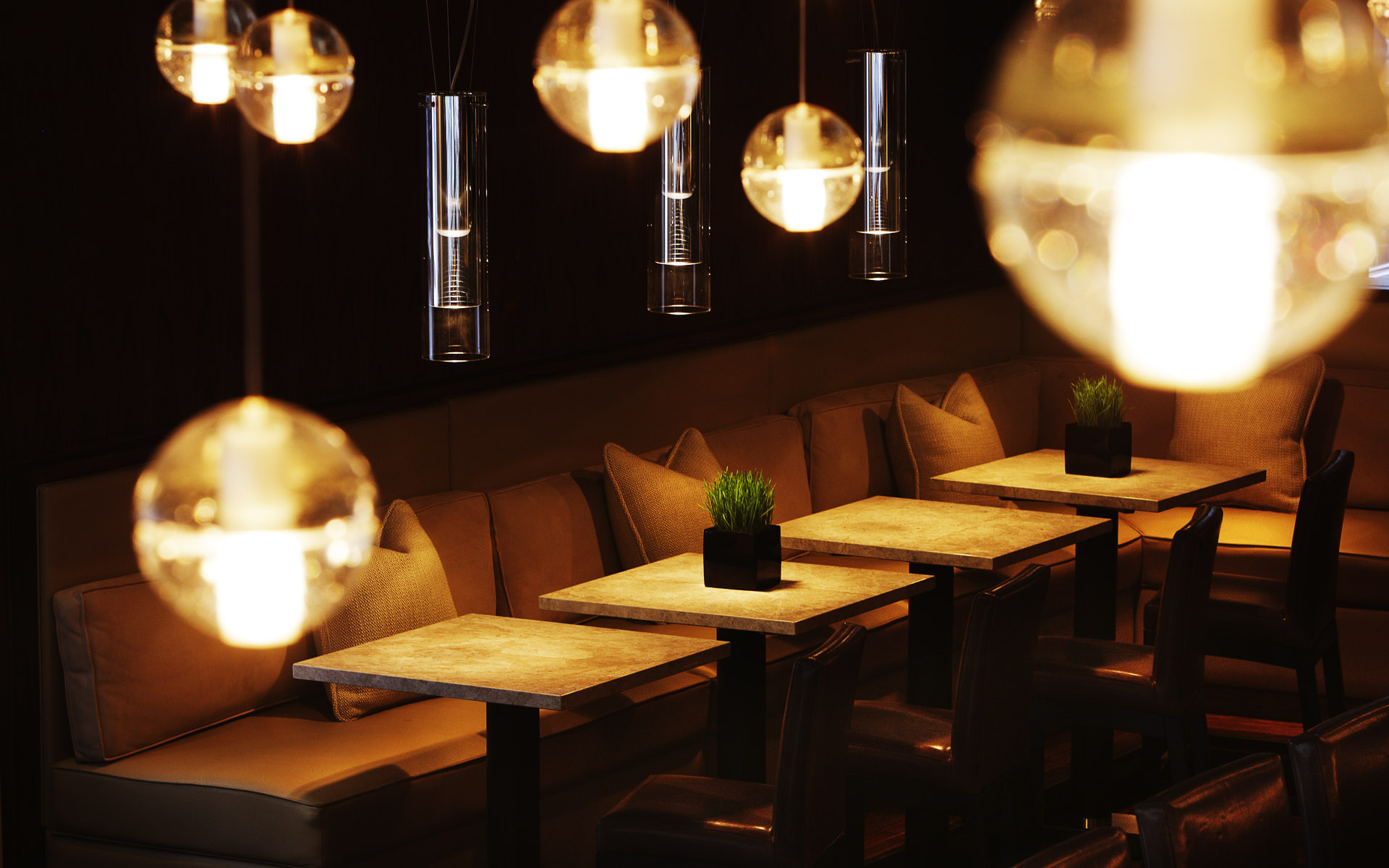 西餐厅酒吧装修效果高清图片素材1 20p