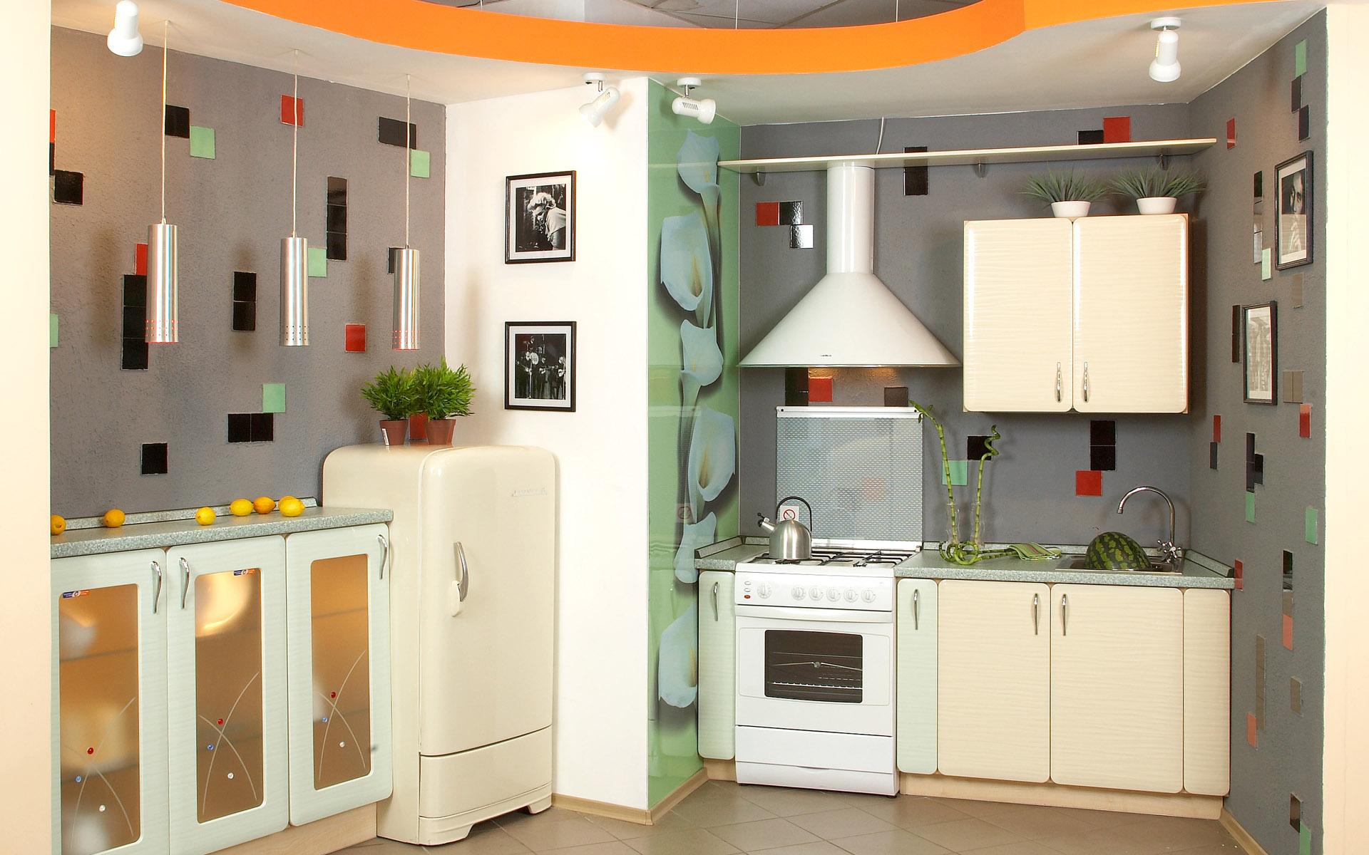 精美的厨房装修效果图高清图片素材 20P