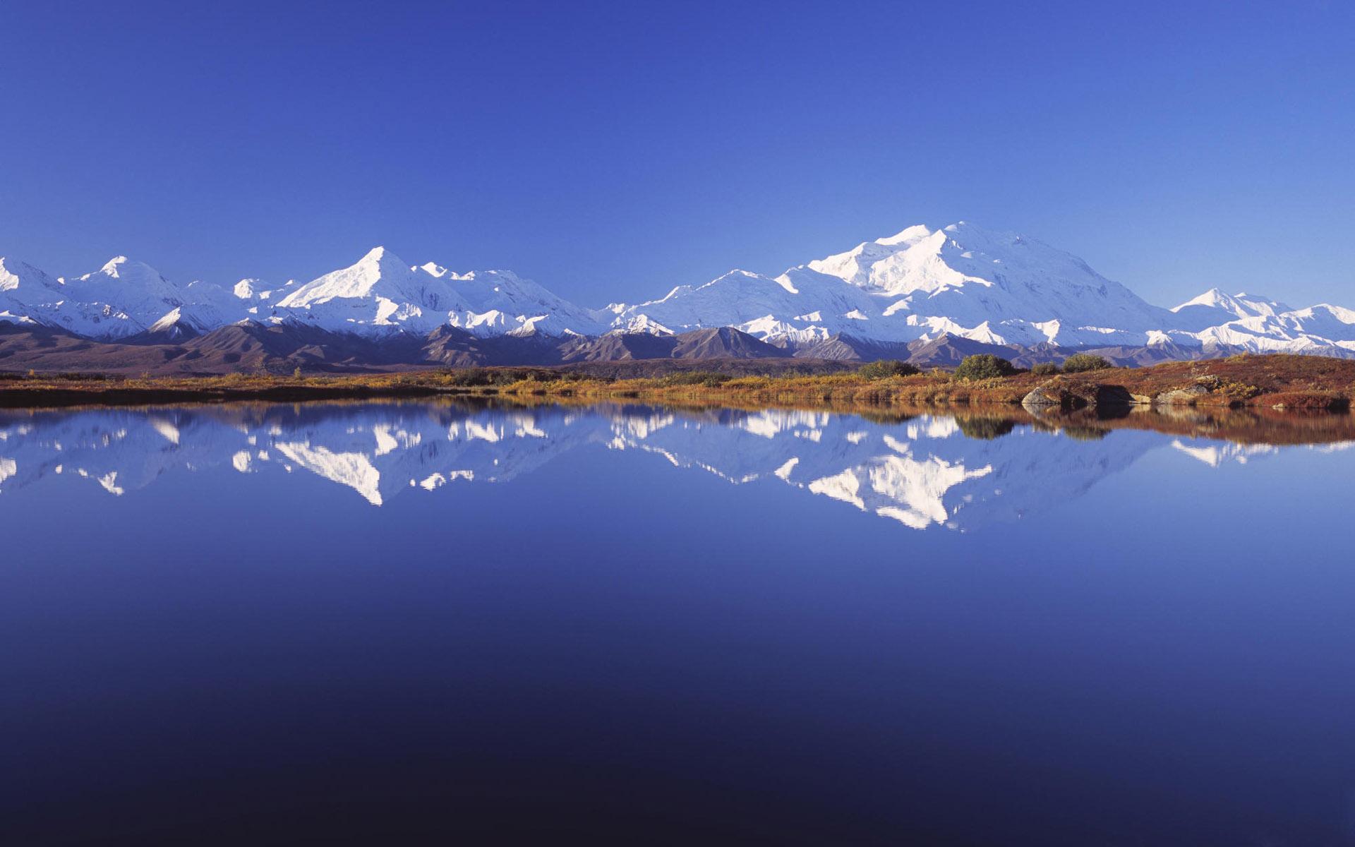 美国阿拉斯加的美丽湖光山色 - 浪子心声 - 浪子心声
