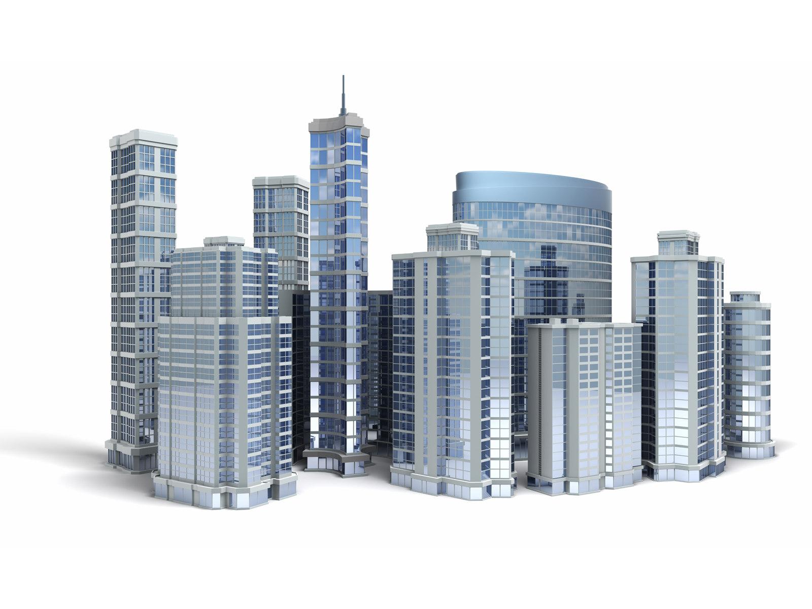 设计图/建筑设计图建筑模型高清图片素材专辑2(21P) [作者来源:黄叶...