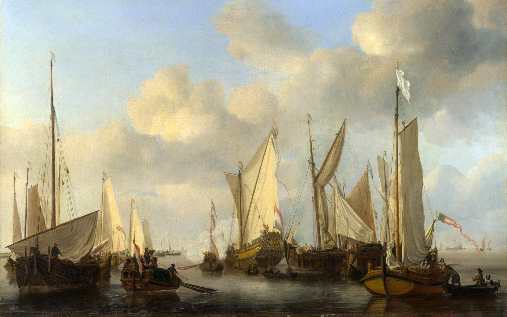 伦敦中世纪帆船噪音油画图片素材2(20P)比亚迪秦pro真空泵风景图片