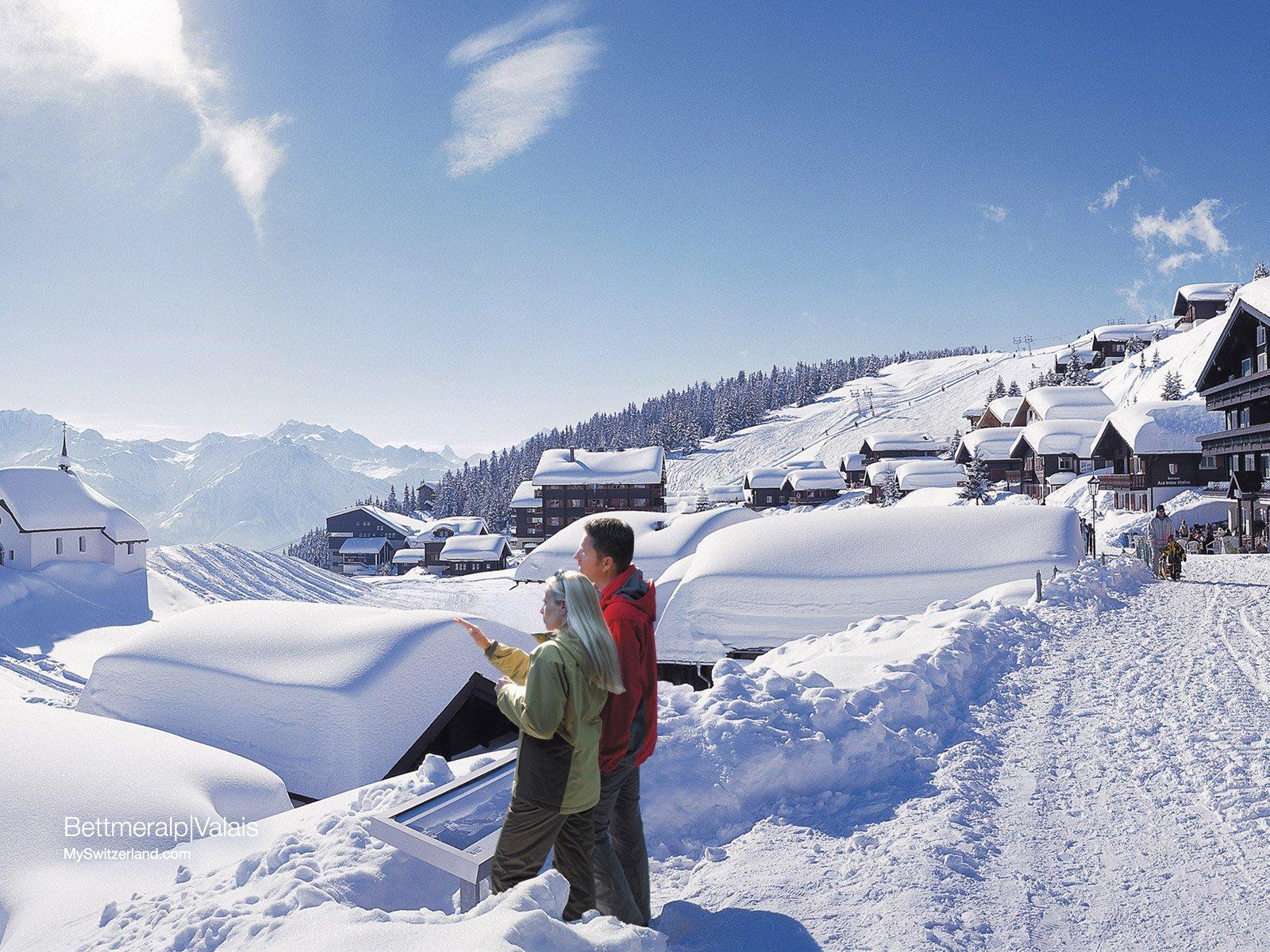 瑞典 享受滑雪的极地激情