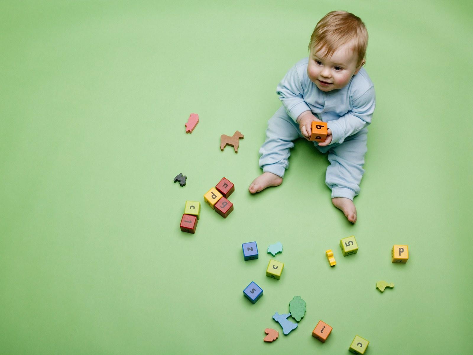 天真可爱的外国儿童摄影图片素材 31P