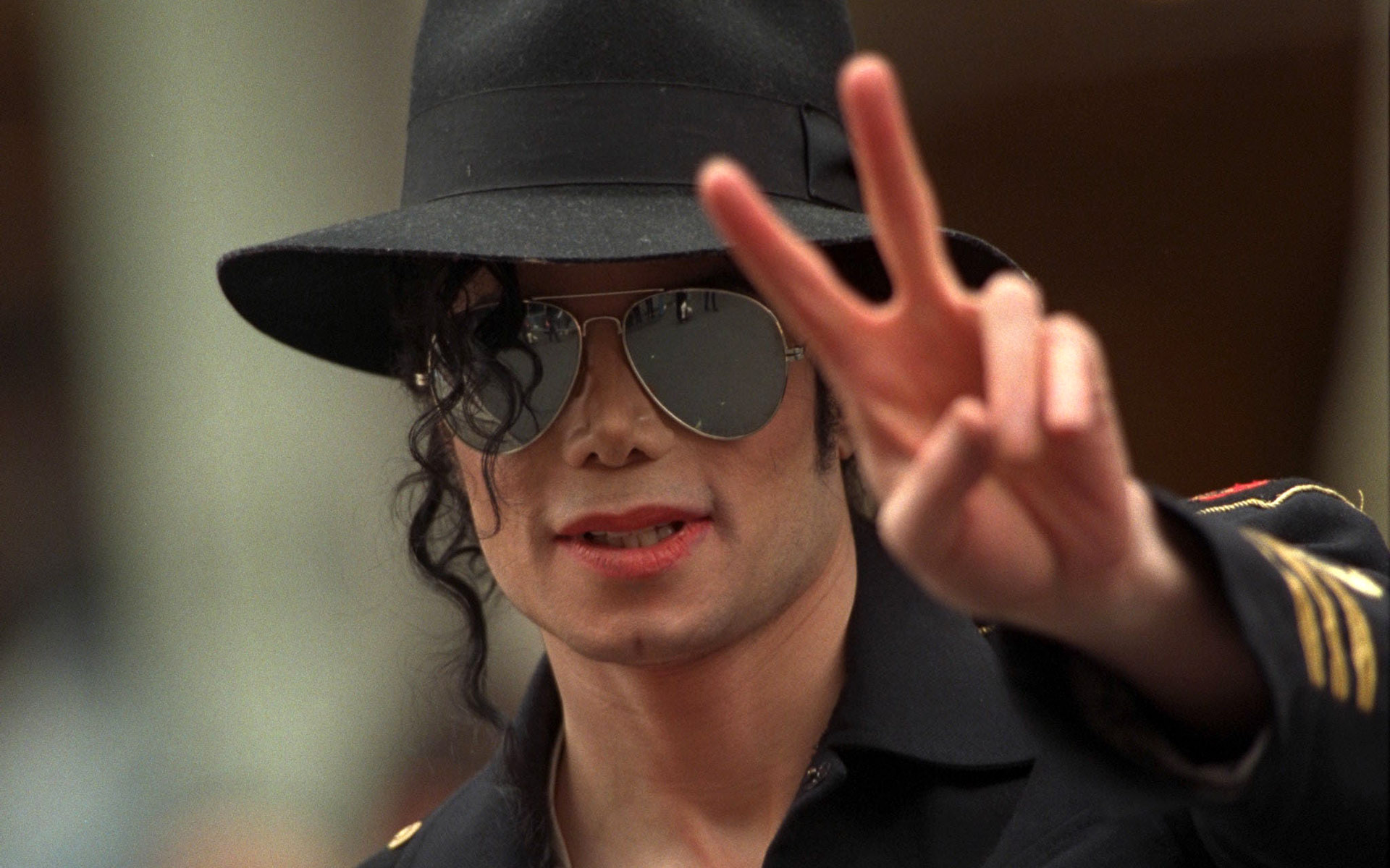 迈克尔杰克逊MJ生活照高清图片素材 15P