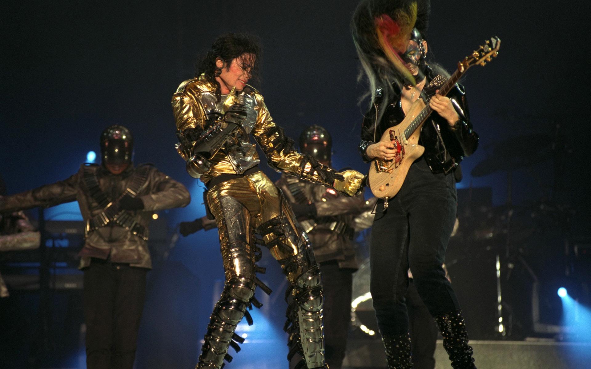 迈克尔杰克逊mj舞台形象高清图片素材 16p