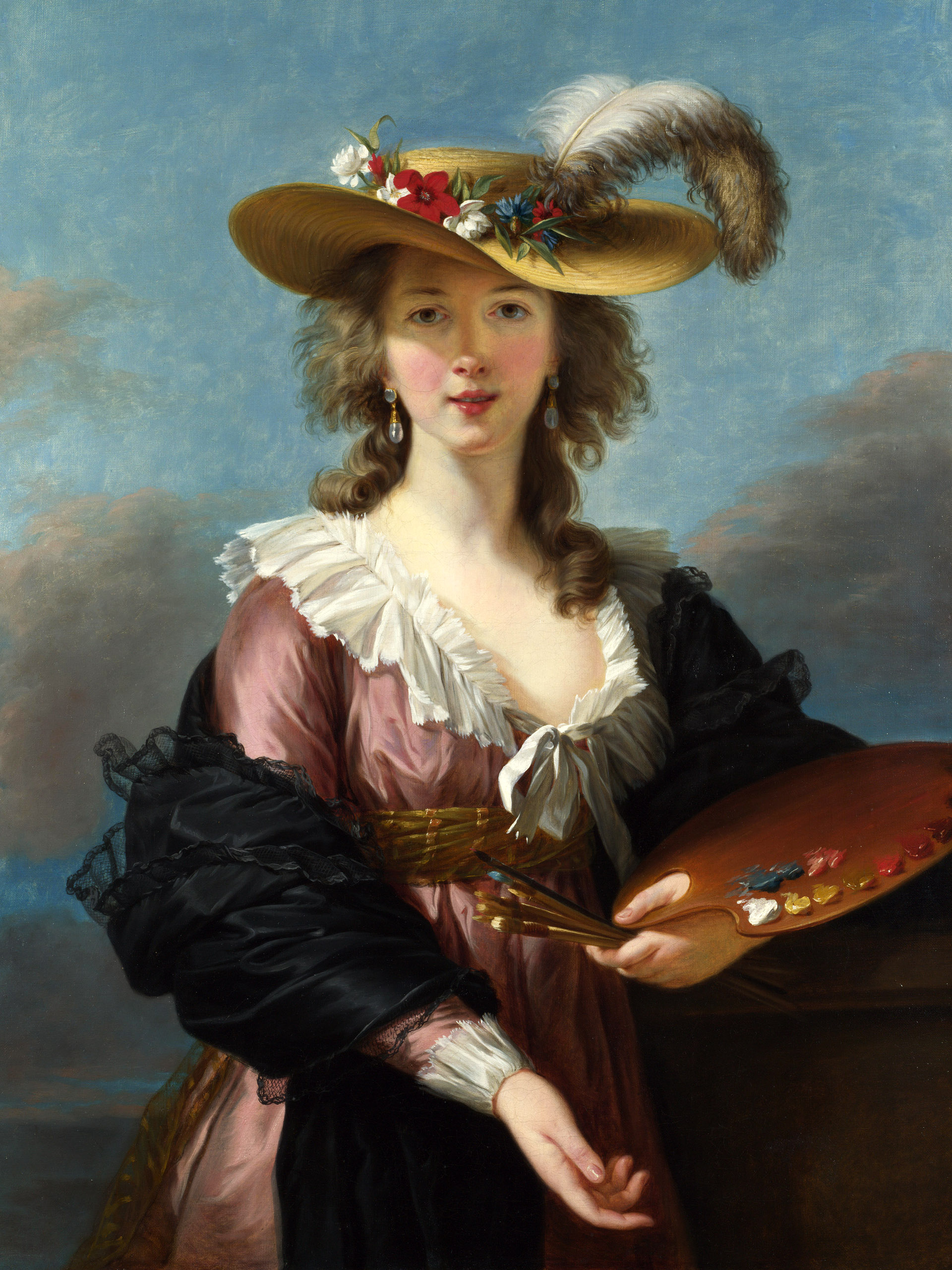 西方古典油画欣赏